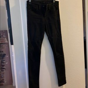 Black skinny pants by Joe's!